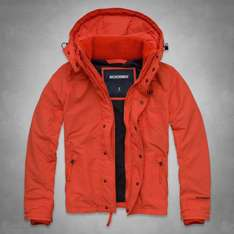 A&F ALL-SEASON WEATHER WARRIOR JACKET was £140, now £36.99.