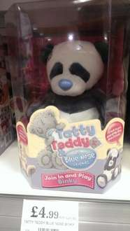 Tatty teddy join in and play - £4.99 @ Home Bargains