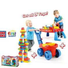 Mega Bloks First Builders Super Set £49.99 @ Argos