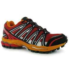 Karrimor Tempo Treck/Trail Trainers Variety of colours - £15.99 with 20% discount today - £3.99 shipping for orders under £100 @ SportsDirect