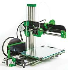 RepRapPro Ormerod Full 3D Printer Kit - £483.75 inc VAT and delivery @ RS Components
