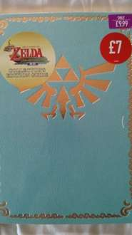The Legend of Zelda: The Wind Waker HD Official Collector's Edition Game Guide £7.00 @ Game instore