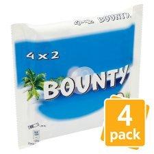 Bounty / Topic 4 pack - £1.00 each @ Tesco