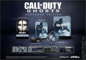 Call of Duty Ghosts - £13 / **HARDENED Edition -  £23.99 ** (PS3 / XBOX 360) @ HMV Ireland