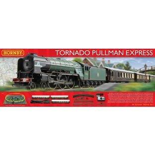 Hornby Tornado Pullman Train Set argos £99.99 (possible £10 voucher as well)