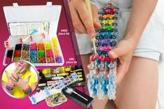 600pc loom band making kit from £7.98 delivered @ Wowcher