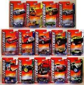 Matchbox diecast car models 99p each  @ homebargains (instore)