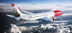 London Gatwick to Oslo - All september flights from £69.90 return inc. 10 kg handbag and all taxes wifi on board NORWEGIAN.COM