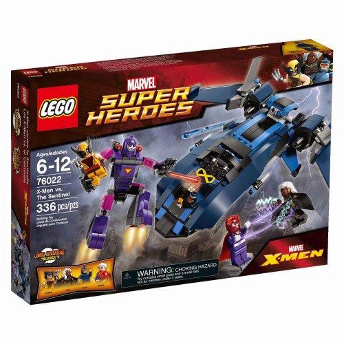 LEGO Super Heroes 76022: X-Men Vs. The Sentinel - £29.99 at Amazon