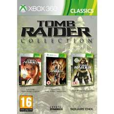 Tomb Raider Collection (X360) £6.95 Delivered @ TheGameCollection