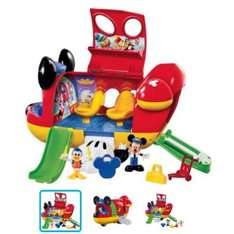 Fisher Price Mickey Mouse Clubhouse Mickey's Jet @ Argos