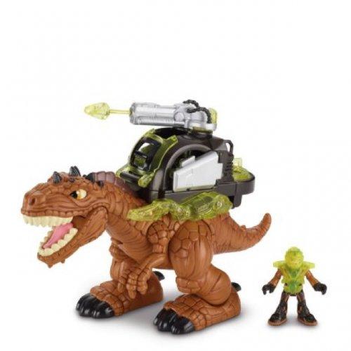 Fisher Price Imaginext Motorised Dino Assortment @ Argos