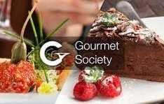 Get 50% off meals + 40% off cinema tickets for whole year + free case of wine was £69.95 now £29.95 @ Gourmet Society