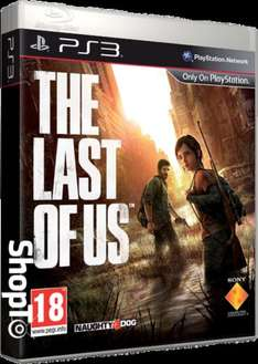 The Last of Us PS3 - £19.85 @ shopto
