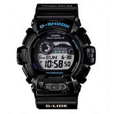Casio G-Shock G-Lide GWX-8900-1ER Mens Watch with Multi Band 6 Radio Control & Tough Solar £66.99 Delivered @ H. Samuel
