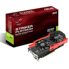 Asus GeForce GTX 760 ROG STRIKER Graphics Card - 4GB + Free Delivery - £214.73 @ Micom