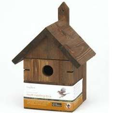 Fancy luring birds into your garden? 50% off Chapelwood Multi Hole Nest Box £5.49 + £2.99 delivery @ Green Fingers