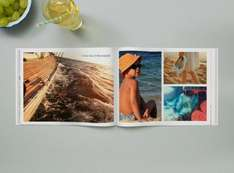 30 pages Photo Book with Photo cover from £ 9.95 @ Albelli