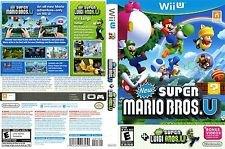New Super Mario Bros + Super Luigi (Used) Wii U £26.99 @ Grainger Games