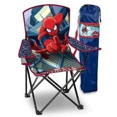 Spiderman Camping Chair £5.00 @ Morrisons in store