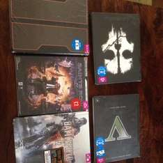 Various Gaming Strategy guides in GAME, from £2