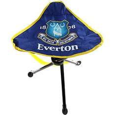 Everton FC camping stool @ Home Bargains