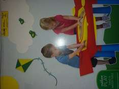 Outdoor sand and water table £13 @ Tesco