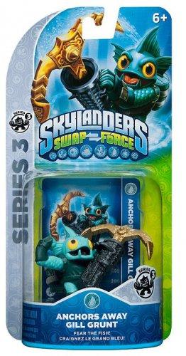 Skylanders Swap Force - Single Character Pack - Gill Grunt - £3.99 (Free Del. £10 Spend/Prime/Locker)