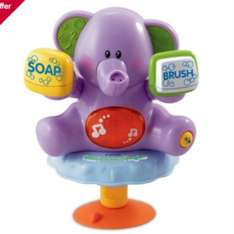 £4.00 + £1.95 Vtech Baby Splash and Squirt Elephant @ Boots (Delivered to store)