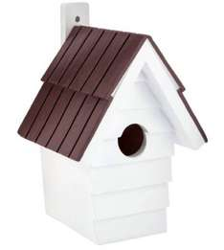 Ceramic Bird Box £1.75 (was £7) at Tesco