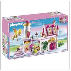 Playmobil Princess Fantasy Castle Mega Set £69.99 @ John Lewis