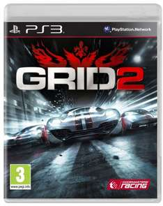 Grid 2 PS3 & X360 - £4.60 at Tesco Direct