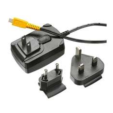 BlackBerry Portable PlayBook International Travel Charger with UK/EU/NA/AUS Adapter £3.99 @ Accessories-4-All / Amazon