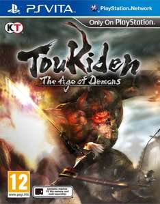 Toukiden: The Age of Demons (Includes Missions Collection DLC) PS VITA - £17.86 at ShopTo