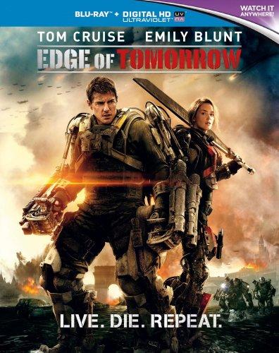 Edge Of Tomorrow Blu-Ray pre-order £13 @ Amazon