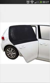 window sock/sunshade @ halfords £10
