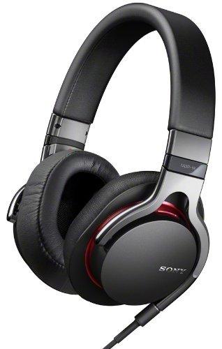 Sony MDR-1R Ultimate Over-Ear Stereo Headphones, Black Amazon.fr - £108