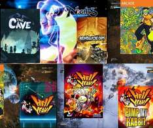 Sega Fun Pack (Steam) £5.84 @ Amazon.com