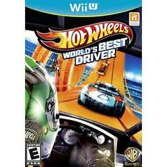 Hot Wheels: Worlds Best Driver (Wii U) £5.95 Delivered @ TheGameCollection