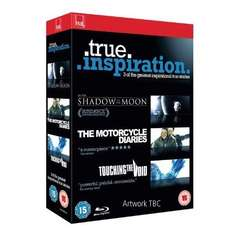 True Inspiration Collection (3 Film Blu-ray Boxset) £7.80 delivered @ Play (Sold by Sound & Vision)