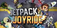 Jet Pack Joyride Free To Play PS3 Version on US PSN Store