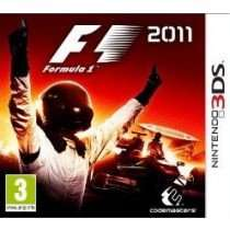 Formula 1 2011 (3DS) Like New Delivered  - £3.95 @ The Game Collection