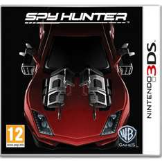 Spy Hunter (3DS) Like New Delivered @ The Game Collection - £3.99