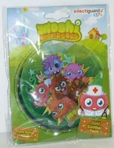 Moshi Monsters Kids Bruise Soother - 39p @ Home Bargains