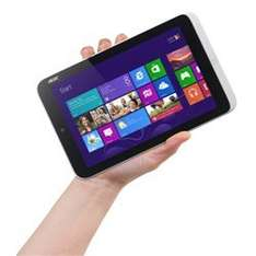 Refurbished Grade A1 Acer Iconia W3-810 2GB 32GB 8 inch Windows 8 Tablet - £99.97 delivered at laptopsdirect.co.uk