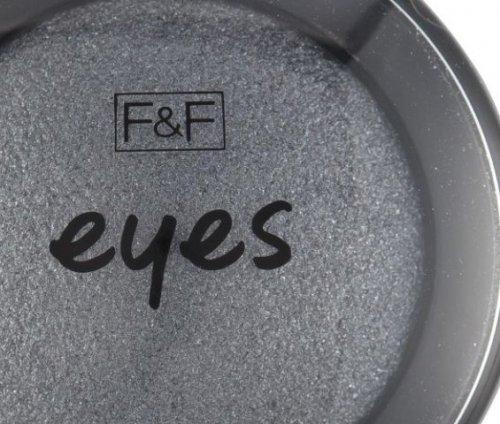 F&F Metallics Eyeshadow - Jet Set - was £1.49 now Half price 75p +  BOGOF @ Tesco Direct