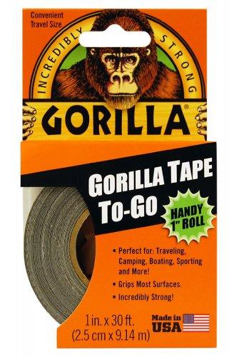 Gorilla Tape 1-inch Handy Roll - £1.79 @ Amazon (add on item)