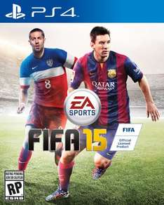 FIFA 15 - FREE, £1.97 or £9.97 (when trading in 2 games) @ GameStop