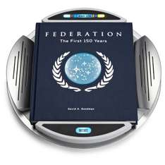 Star Trek Federation: The First 150 Years £23.92 @ Amazon