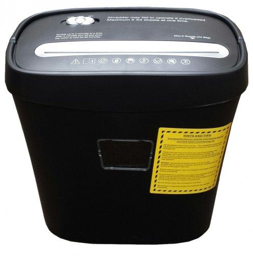 12l Cross cut paper shredder £12.99 delivered @ eBay/cheapest_electrical